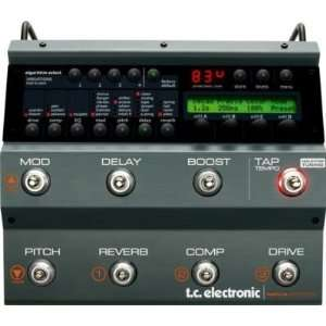 TC Electronic Nova System Guitar Multi Effects Pedal