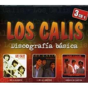Discografia Basica: Los Calis: Music