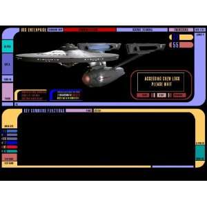 Star Trek> Command Panel # 3 Mousepad: Office Products