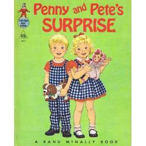 Penny & Petes Surprise Book Elf Book: Ruth Lewis Shuman