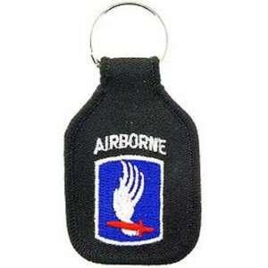 U.S. Army 173rd Airborne Division Keychain 2 3/4