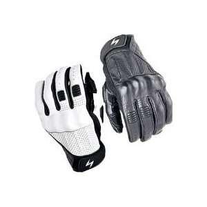Scorpion Athena Ladies Gloves Medium White   Automotive