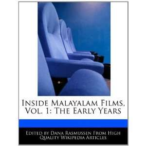 Inside Malayalam Films, Vol. 1 The Early Years