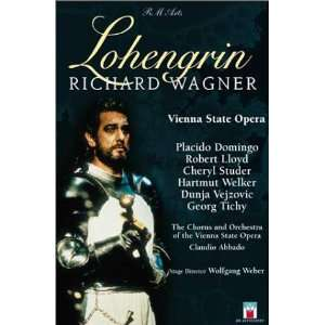 Wagner   Lohengrin / Abbado, Domingo, Lloyd, Studer
