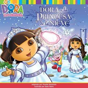 BARNES & NOBLE  Dora salva el Bosque Encantado (Dora Saves the