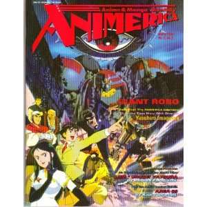: Animerica Vol. 2 No. 3: Trish Ledoux, Rumiko Takahashi (Lum): Books