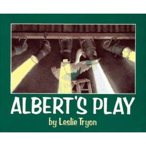 AlbertS Play: Leslie Tryon: 9780689315251:  Books