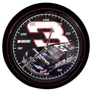 #3 Richard Childress Racing Clock: Everything Else