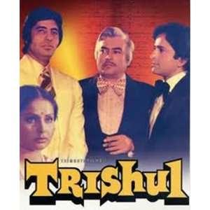 Trishul Amitabh Bachchan, Shashi Kapoor, Sanjeev Kumar