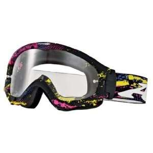 Arnette Series 3 MX Poster Child Pink/Blue/Black Goggles