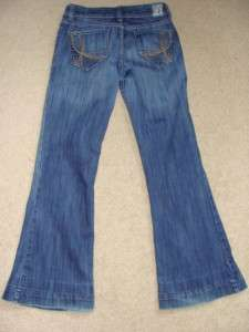 iT Los Angeles Jeans Sz 27x29 *Dream Diva* Flare