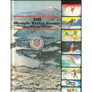 XIII Olympic Winter Games, Lake Placid, 1980 eugene baker