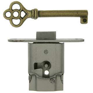 15S Full Mortise Cabinet and Door Lock with Skeleton Key