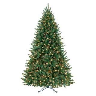Prelit Christmas Tree Artificial XMAS 1772 tips 600 lights