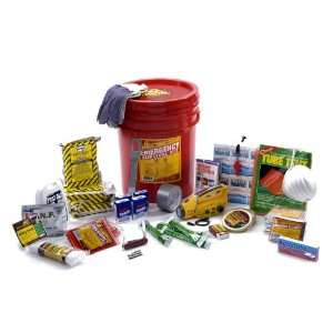 4 Person Deluxe Home Survival Kit: Home Improvement