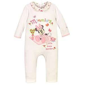 Disney Minnie Mouse Coverall for Infants: Baby