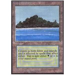 Magic: the Gathering   Tropical Island   Beta: Toys & Games