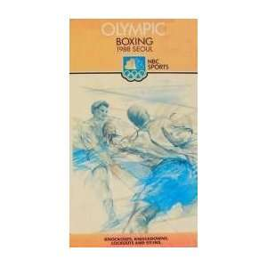 Olympic Boxing 1988 Seoul (NBC Sports) [VHS] Movies & TV