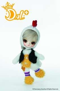 Japan Jun Planning Pullip Little Dal+ Rooster Mini Doll 5 SALE