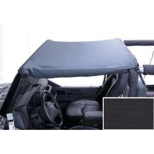 SUMMER BRIEF, BLACK DENIM, 97 06 JEEP WRANGLER, UNLIMITED: Automotive