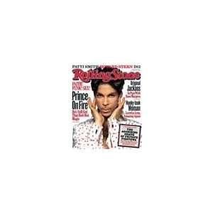 Rolling Stone Magazine, Issue 949, May 2004, Prince Cover
