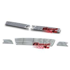 06 09 Chevy Impala SS Perimeter Billet Grille Grill Combo