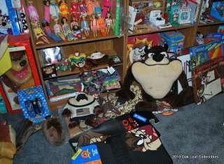 18 Year Personal Taz Tasmanian Devil collection