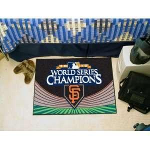 San Francisco Giants 2010 World Series Champions Starter