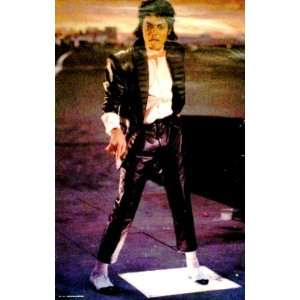Jackson ~ Rare Original Classic BILLIE JEAN Poster