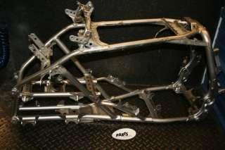2005 Yamaha YFZ450 YFZ 450 Chassis Complete FRAME