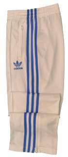 Adidas Originals Mens Firebird Track Pants White Small
