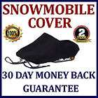 Snowmobile Cover Ski Doo Bombardier MXZ Renegade Rotax 800R Power TEK