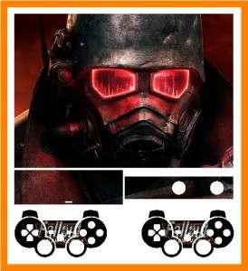 Playstation 3   Sticker / Skin   Fallout New Vegas #83