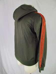 Adidas Originals Star Wars X Wing Hooded Flock LARGE L Track Top