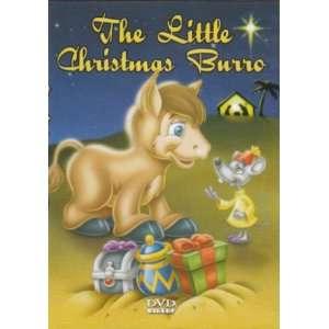 The Little Christmas Burro [Slim Case] Lorne Greene