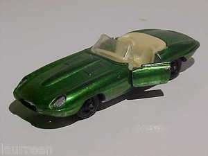 Jaguar E Type Very Rare Efsi Holland 1/87 H0