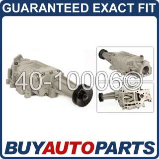 OEM REMANUFACTURED GM SUPERCHARGER FOR BUICK CHEVY OLDS & PONTIAC 3800