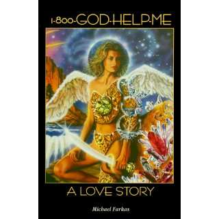 800 GOD HELP ME  A Love Story (9781891824081) Michael Farkas Books