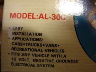 New Excalibur AL 300 Security Vehicle auto car truck alarm system