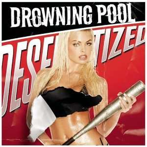 Desensitized (Clean): Drowning Pool: Music