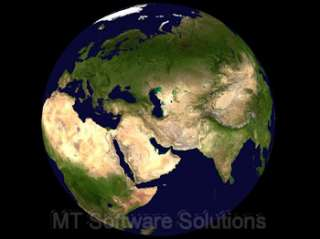 EXPLORE THE EARTH IN 3D   WORLD MAP ATLAS SPY SOFTWARE