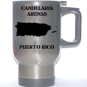 Puerto Rico   CANDELARIA ARENAS Stainless Steel Mug