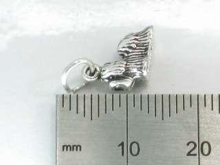 Sslp3536 Sterling Silver Small Shih Tzu Dog Charm
