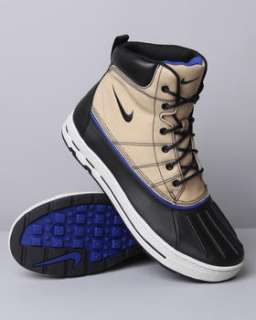 Brand New Nike Woodside ACG Grain/Black Light Brown Drenched Blue Mens