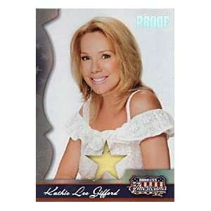 Kathie Lee Gifford 2008 Donruss Americana PROOF Card #191   Limited Ed