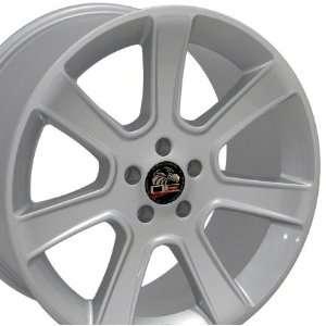 Factory Original   OEM Wheel Saleen   Silver 20x10 Automotive