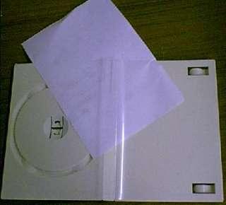 100 SINGLE DVD CASES CD CDR VCD DVD R DVD RW CASE 15MM