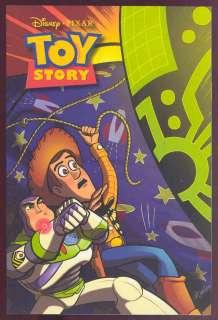 Toy Story Disney Pixar comic book Mysterious Stranger |