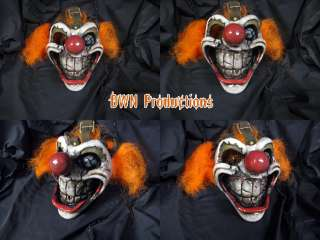 clown jason ps3 twisted metal sweet tooth mask replica prop DWN