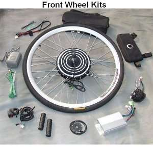 24V 500W Ebike Conversion Kits Front Wheel